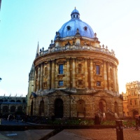 A glimpse at life in Oxford