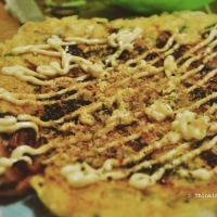 From Osaka to Oxford: Okonomiyaki