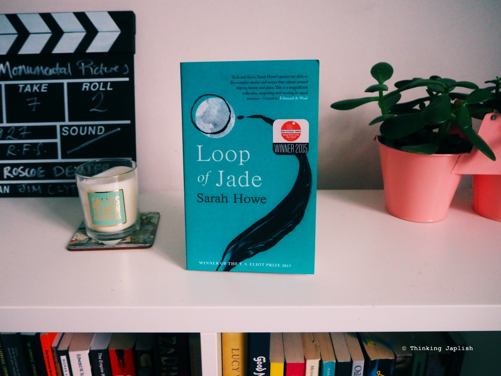 From Shoreditch to Shanghai: Loop of Jade by Sarah Howe