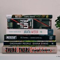 August: Currently Reading/TBR