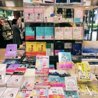 Five Things I Learned from Working in a Bookshop